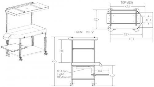Iinspection-table